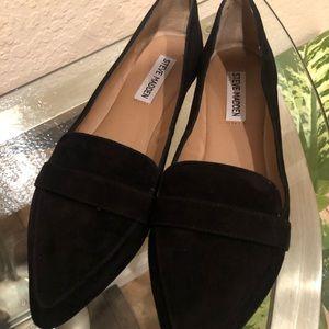 564569a6c69 Steve Madden Shoes - Steve Madden Jainna suede penny loafers